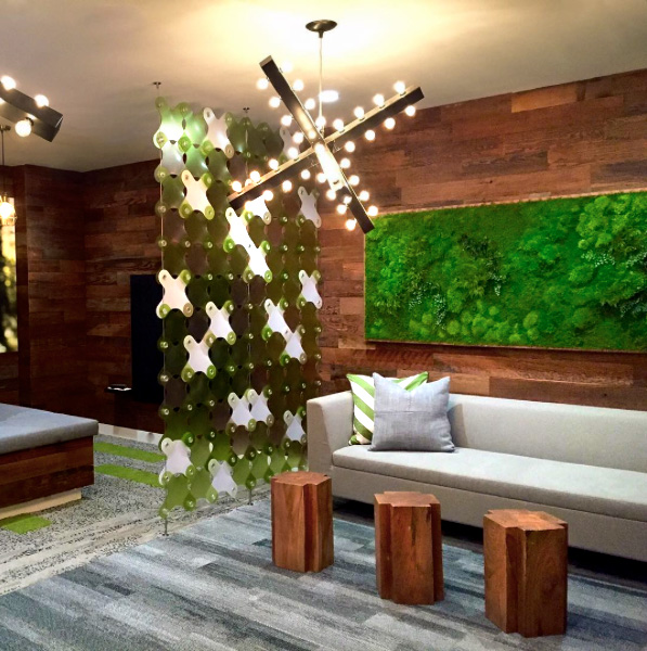 Artisan Moss Luxury Condo Project Interior In NYC