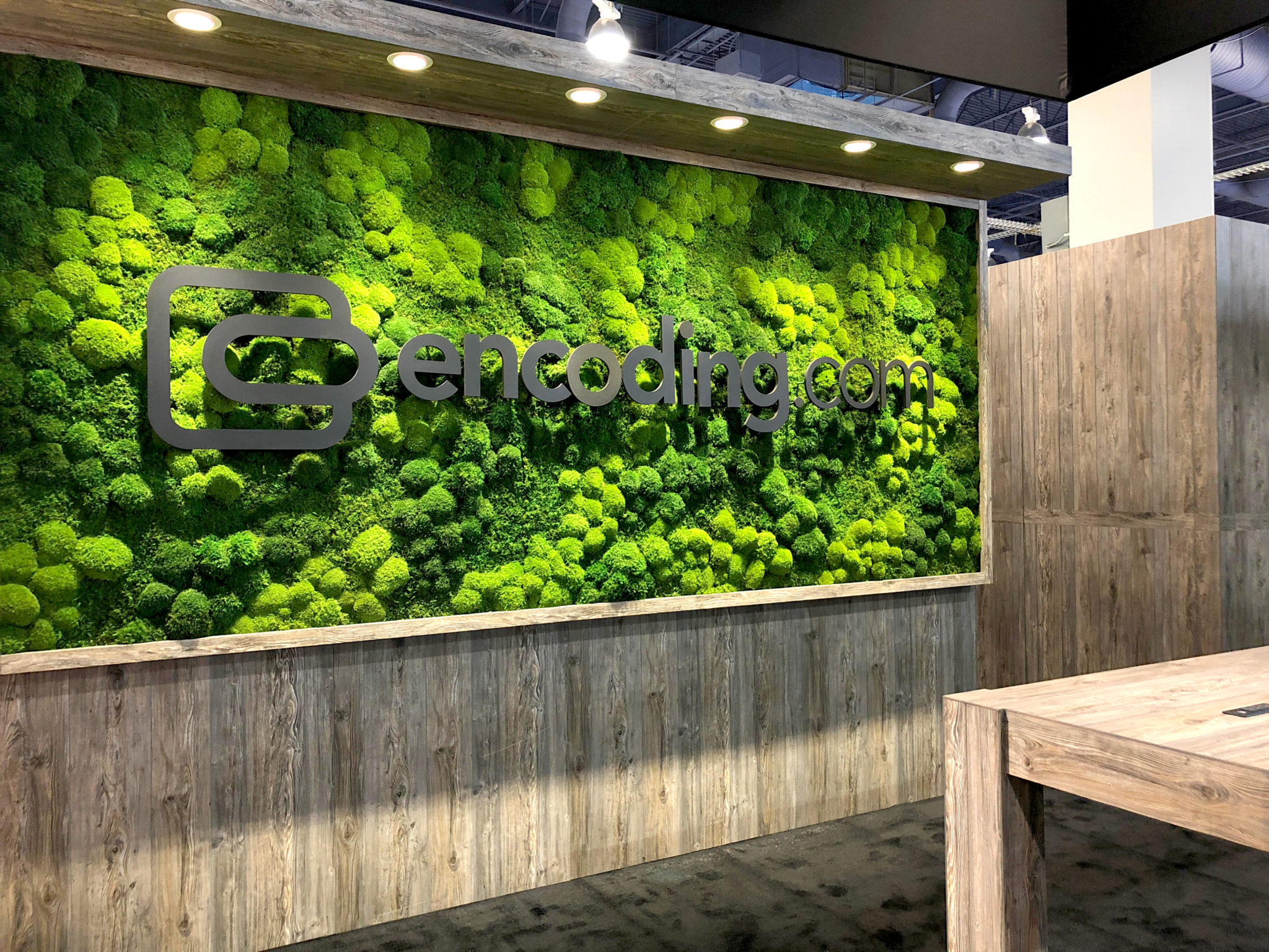 Custom Moss Walls Amp Installations For Commercial Spaces Artisan Moss